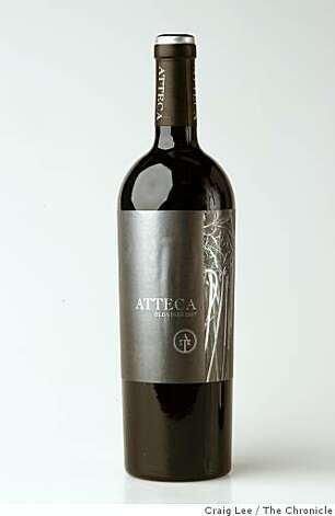 Atteca wine , in San Francisco, Calif., on November 21, 2008. Photo: Craig Lee, The Chronicle