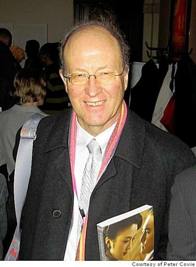 Ingmar Bergman expert Peter Cowie Photo: Courtesy Of Peter Cowie