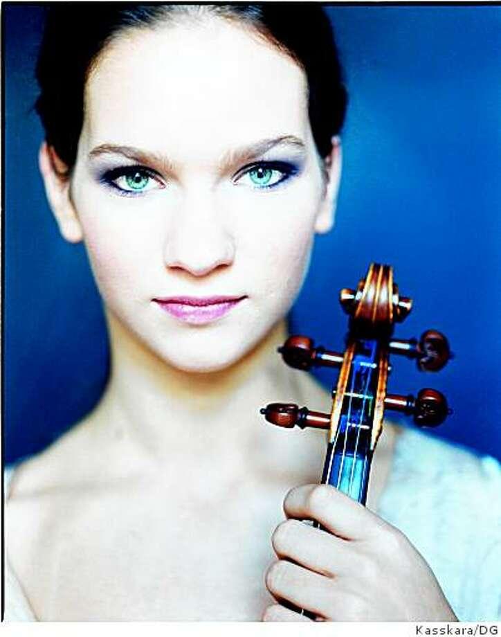 Hilary Hahn Photo: Kasskara/DG, KASSKARA/DG