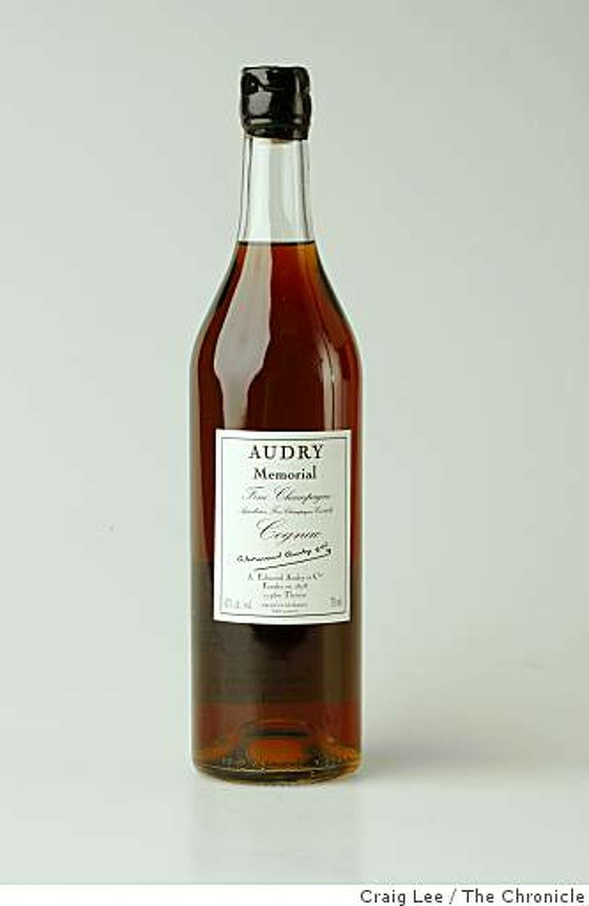 Audry Memorial Fine Champagne , in San Francisco, Calif., on November 21, 2008.
