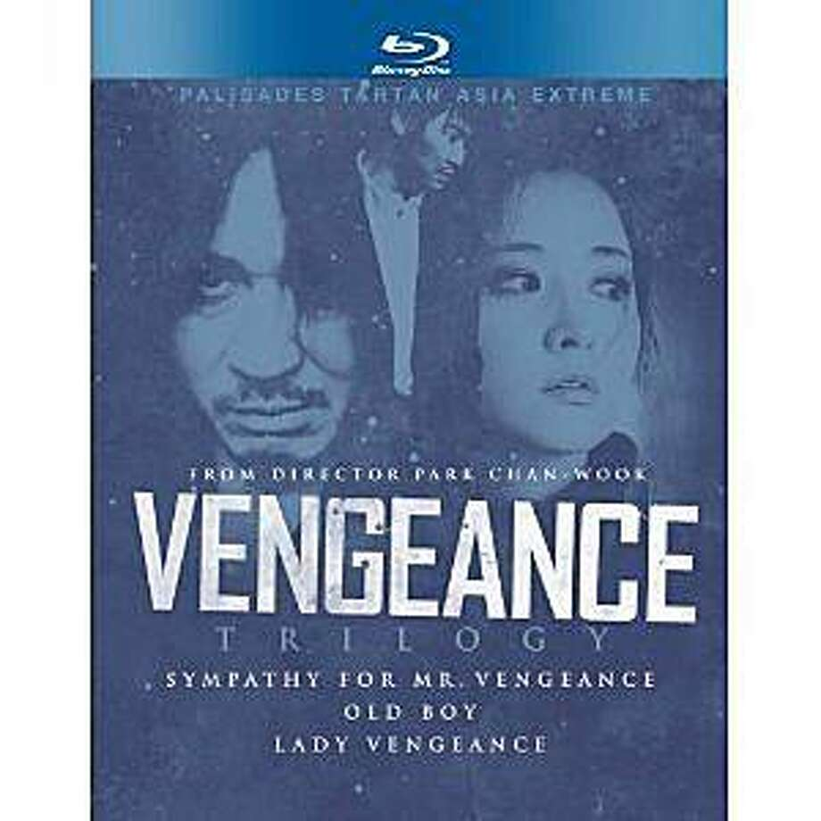 dvd cover THE VENGEANCE TRILOGY Photo: Amazon.com