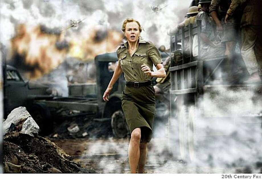 "Nicole Kidman in  ""Australia"". Photo: 20th Century Fox, AP"