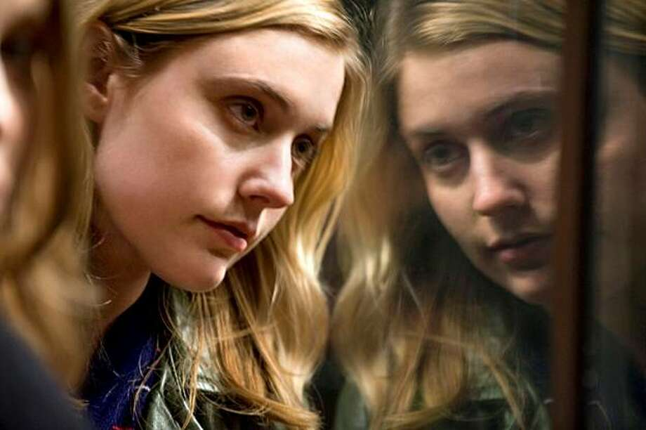 """In this film publicity image released by Focus Features, Greta Gerwig is shown during a scene from """"Greenberg."""" Photo: Wilson Webb, AP"""