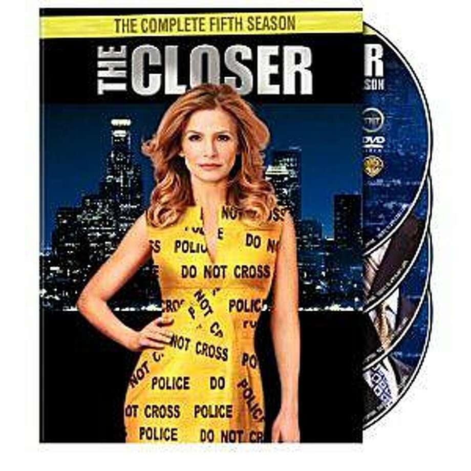 "DVD cover of ""The Closer: Complete Fifth Season"" Photo: Amazon.com"