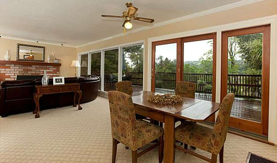 A shot of 58 California Ave. for What You Can Buy. Photo: Courtesy Ken Ryerson, Pacific Union Real Estate