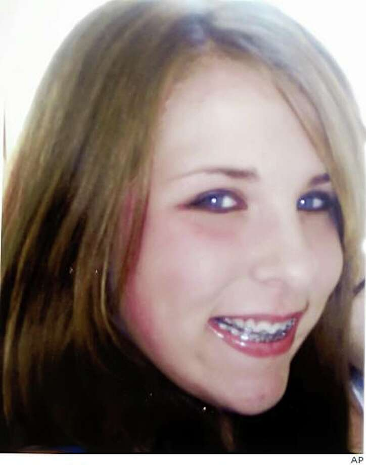 **FILE** This portrait provided by Tina Meier shows Megan Meier, 13, who committed suicide last October after receiving cruel messages on Myspace in St. Charles, Mo. A Missouri mother, Lori Drew, on trial in a landmark cyberbullying case was convicted Wednesday, Nov. 26, 2008 of three minor offenses instead of the main conspiracy charge in a cruel Internet hoax that apparently drove Megan Meier to suicide. (AP Photo/Family Handout) Photo: AP