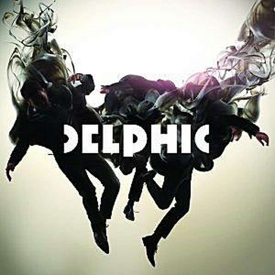 cd cover ACOLYTE by Delphic Photo: Amazon.com
