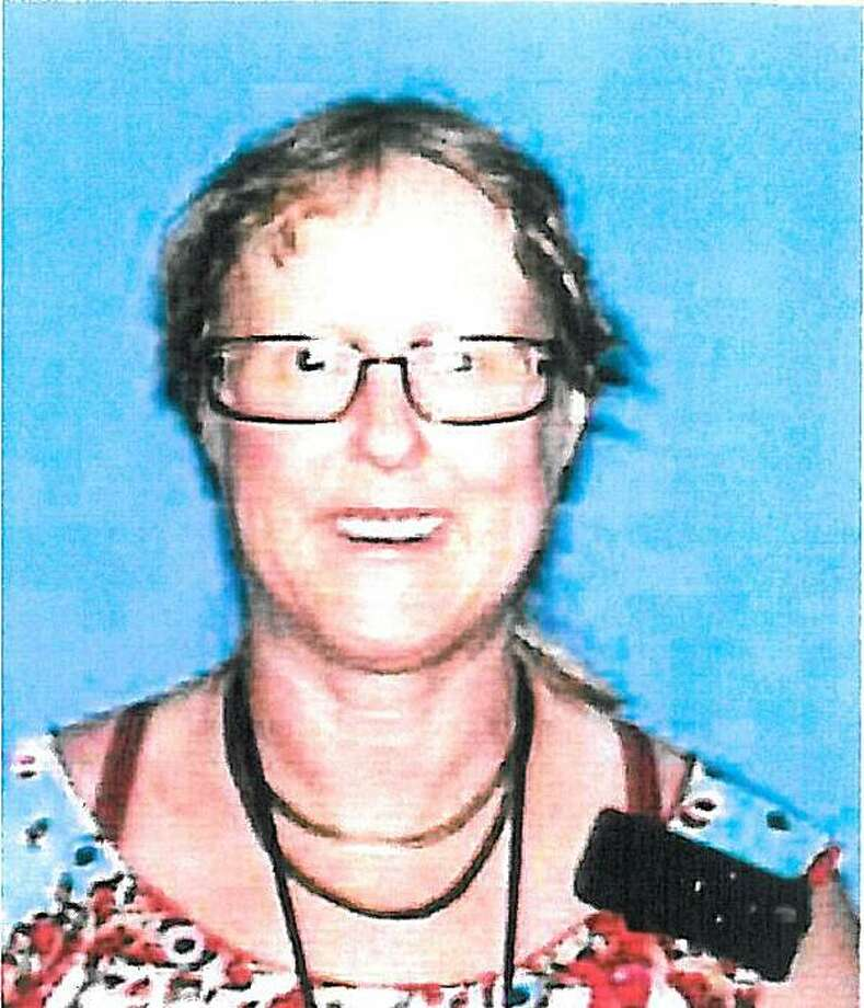 Slaying suspect Diane Warrick. Photo: Department Of Motor Vehicles