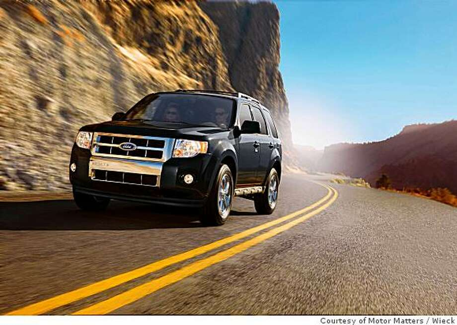 2009 Ford Escape Photo: Courtesy Of Motor Matters, Wieck