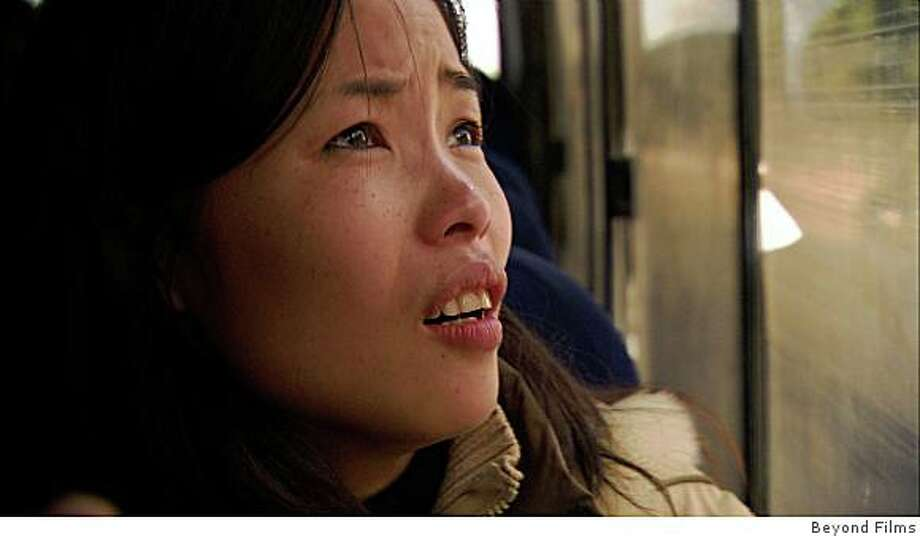 "Ai Qin Lin in ""Ghosts."" Photo: Beyond Films"