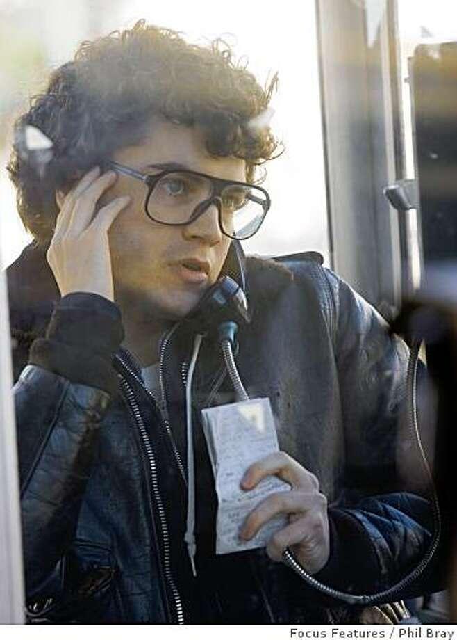 "The movie ""Milk."" (2008)Emile Hirsch Photo: Focus Features, Phil Bray"