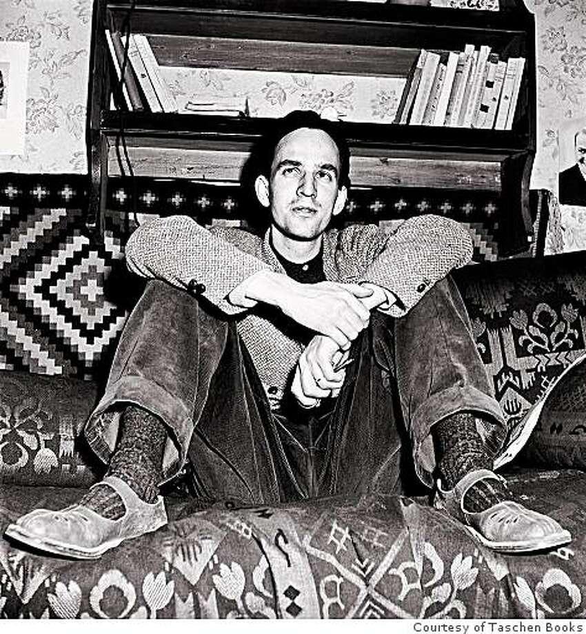 Ingmar Bergman 1948 Photo: Courtesy Of Taschen Books