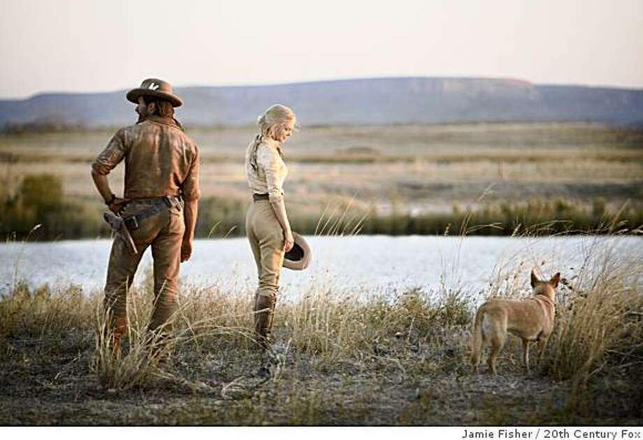 "Hugh Jackman and Nicole Kidman in ""Australia"" (2008). Photo: Jamie Fisher, 20th Century Fox"