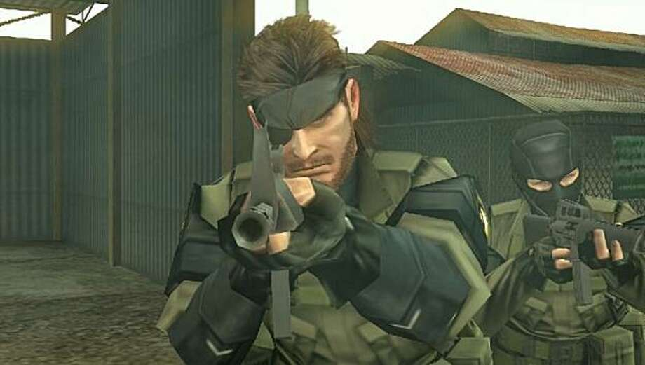 Snake (David Hayter) finds himself embroiled in a conflict in 1970s Latin America in Metal Gear Solid Peace Walker. Photo: Konami