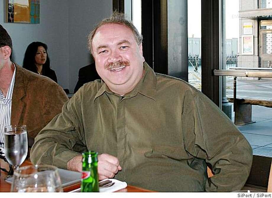 Brian Pugh, vice president of operations at SiPort in Santa Clara, was shot and killed at work on Nov. 14, 2008. Photo: SiPort