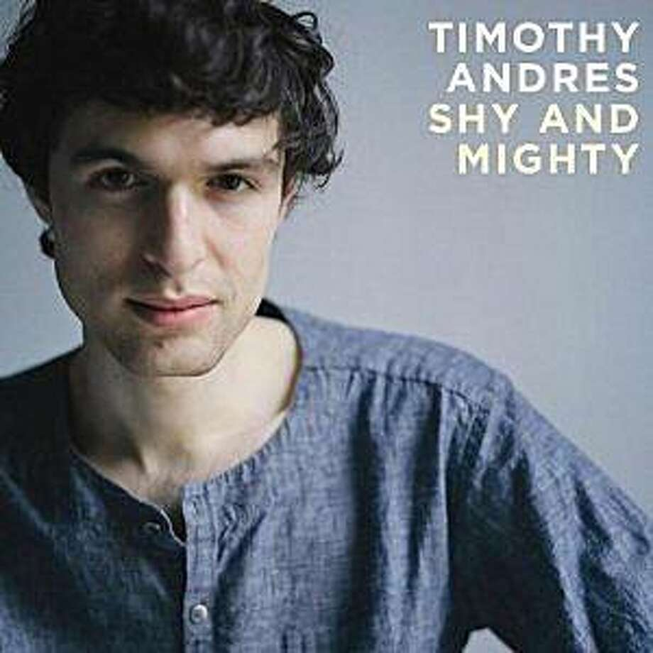 cd cover SHY AND MIGHTY by Timothy Andres Photo: Amazon.com