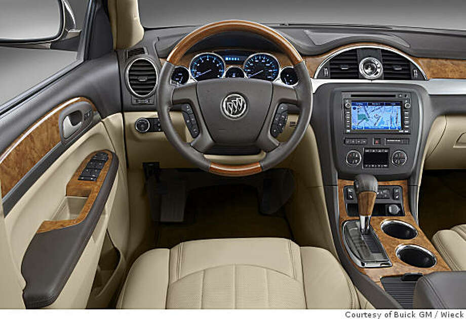9. Buick EnclaveMSRP: Starting at $38,890 Photo: Courtesy Of Buick GM, Wieck