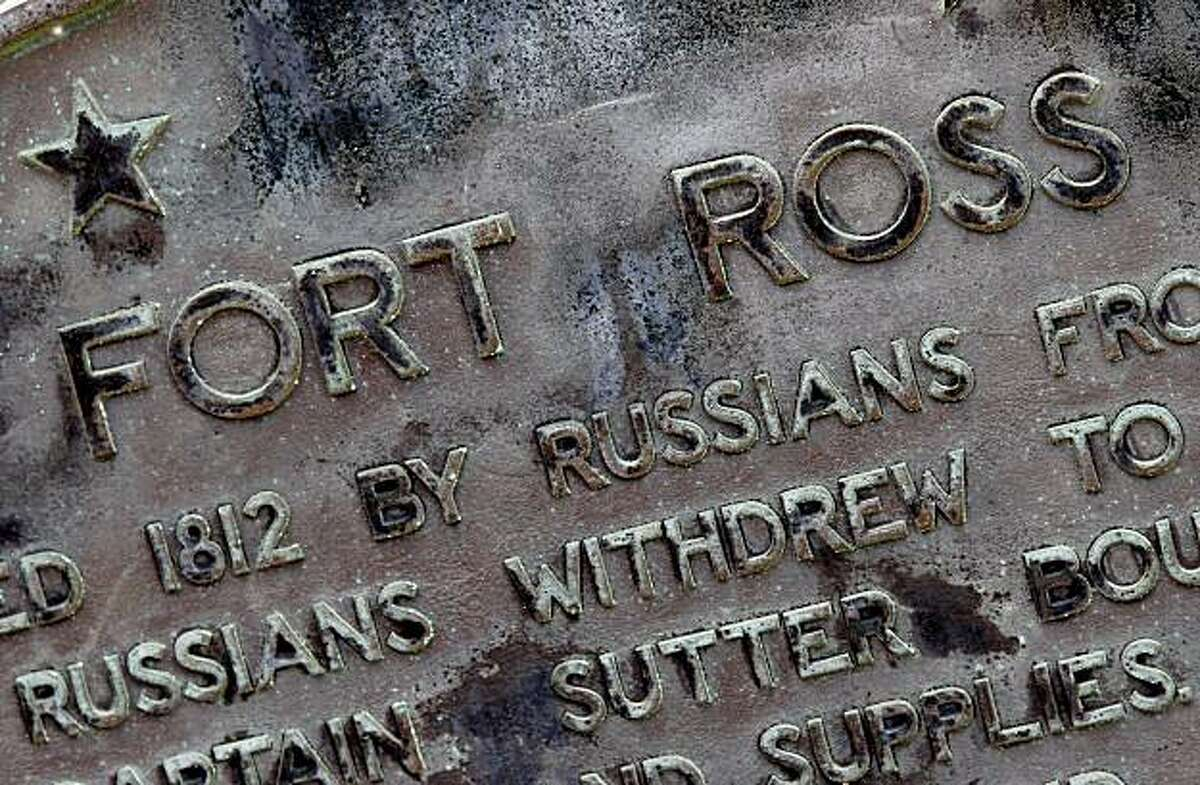 The rebuilt Fort Ross is a state historical landmark. The Russians left in 1841. Fort Ross, a state park on the coast of California, is slated for closing. The former Russian outpost is getting support from politicians and even the Russian government to keep it open to the public.