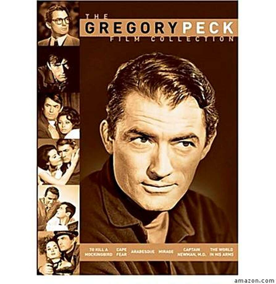 dvd cover GREGORY PECK COLLECTION Photo: Amazon.com