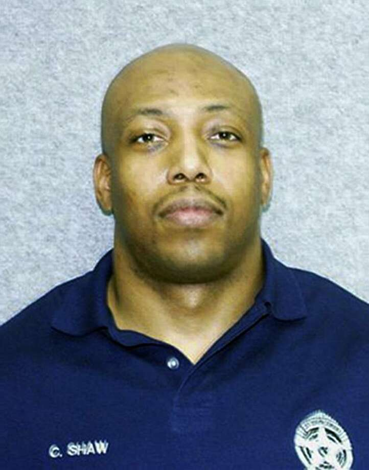 This undated photo provided Monday, June 21, 2010 by the Lancaster, Texas, Police Department shows Officer Craig Shaw. Shaw, 37, and two other men were shot and killed after a shootout at an apartment building in a Dallas suburb Sunday, June 20, 2010. TheDallas County Medical Examiner's Office identified the two other men who died as Jeremy McMillan, 23, and David Brown Jr., 27, the son of the Dallas police chief who took office in May. Photo: AP