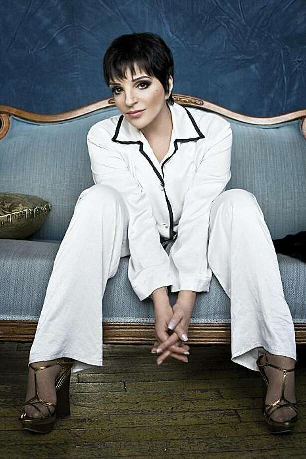 Liza Minnelli appears at Wente Vineyards in concert Photo: Courtesy, Scott Day