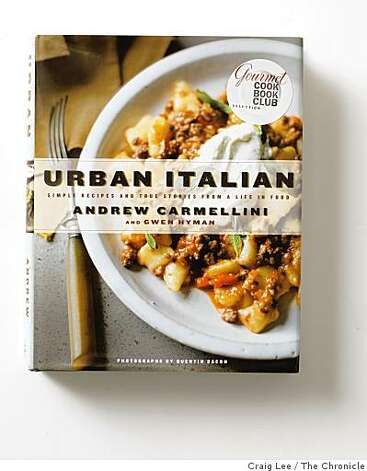 Urban Italian, by Andrew Carmellini, in San Francisco, Calif., on November 13, 2008. Photo: Craig Lee, The Chronicle