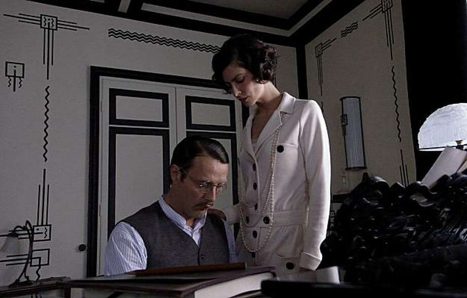 Mads Mikkelsen and Anna Mouglalis in COCO CHANEL & IGOR STRAVINSKY Photo: Outnow.ch