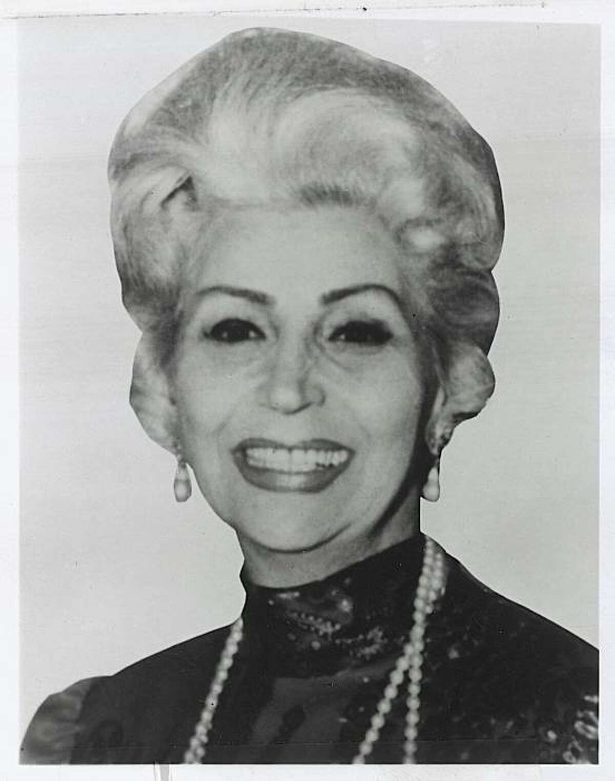 Angelina Alioto, former wife of ex-SF Mayor Joseph Alioto, died Thursday at her home with her family at her side. She was 94.