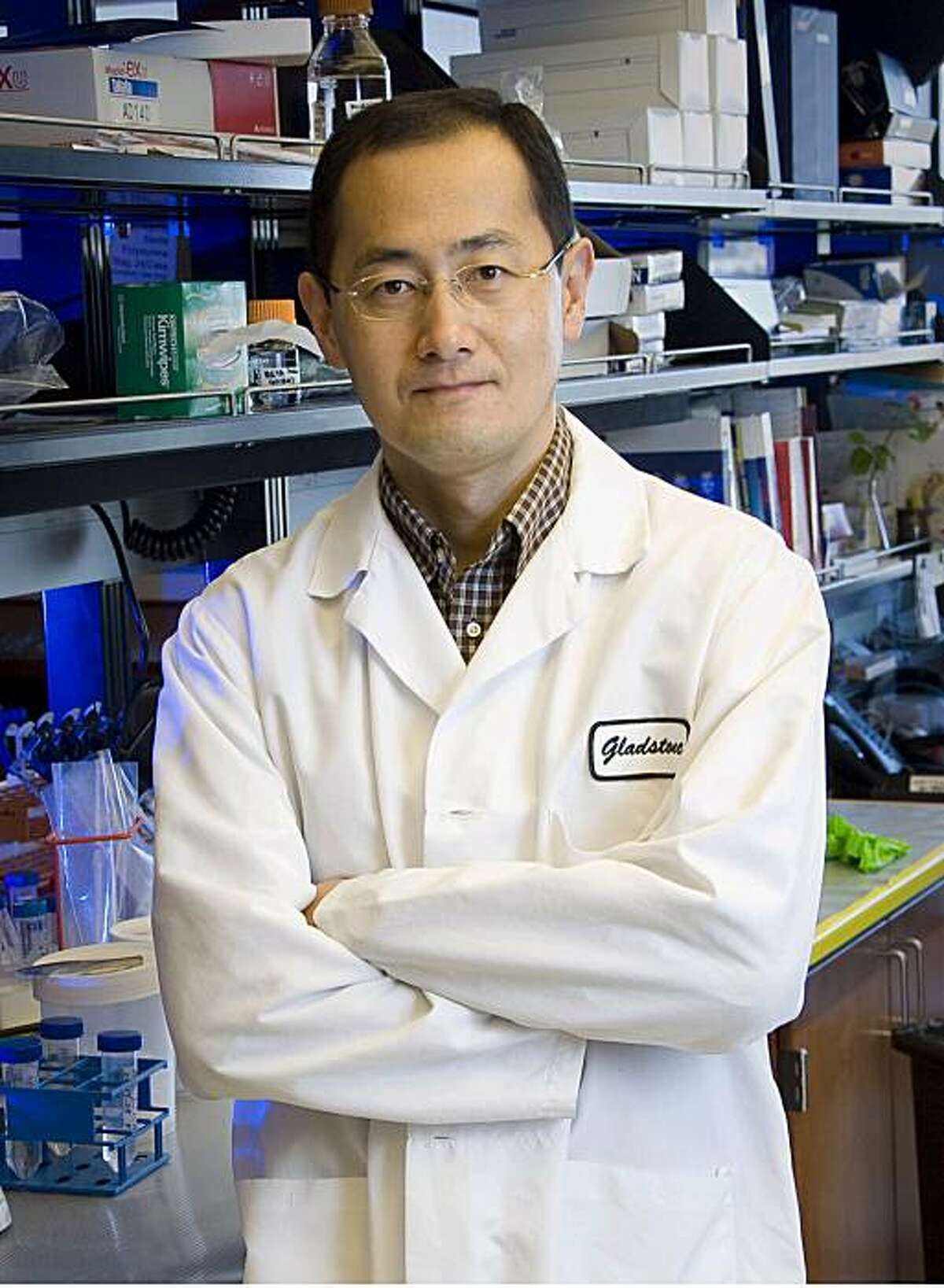 Shinya YamanakaDr. Shinya Yamanaka, the fames Gladstone Institutes stem cell researcher who discovered how to turn skin cells into stem cells that can morph into all kinds of other cells wins $550,000 Kyoto Prize.