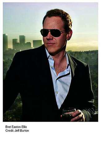 "bret easton ellis, author of ""imperial bedrooms"" a sequel to ""less than zero"" Photo: Jeff Burton"