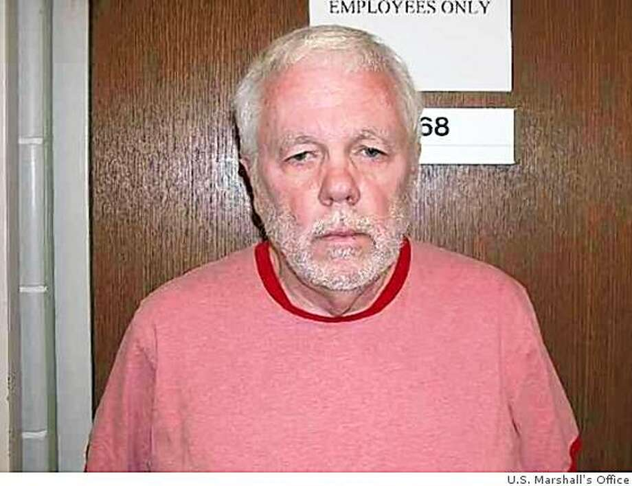 Wilputte Sherwood, a former Catholic priest convicted of sex crimes in Arizona , was arrested Sunday as he left a church service in San Francisco, ending a two-year manhunt by authorities.Wilputte Alanson ?Lan? Sherwood, 63,  allegedly violated his probation in the Phoenix area in 2005 by disappearing without telling officials where he was going. The U.S. Marshals service tracked him to San Francisco this fall, said a spokesman for the agency. Photo: U.S. Marshall's Office