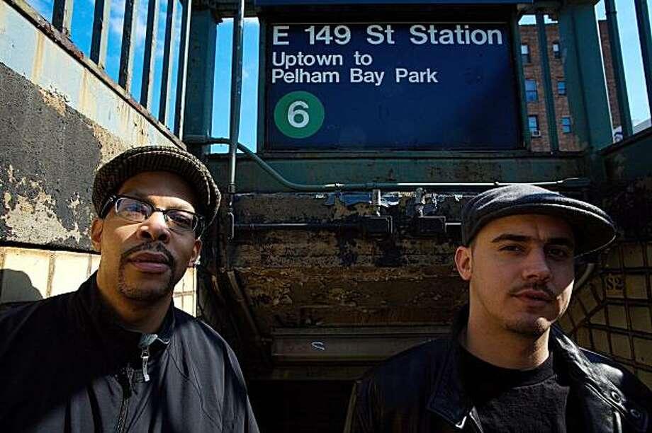 Kon & Amir Photo: Handout