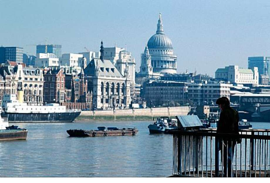TRAVEL LONDON -- St. Paul's Cathedral is visible from the new Millennium Mile walk on the south bank of the Thames through London's revitalized Southwark district. Credit: London Tourist Board. Reuse OK. Bergen, Norway, has a new bus linking downtown with the distant Fantoft Stave Church and composer Edvard Grieg's home. Ran on: 03-01-2005 The sights of London are pricey for U.S. tourists, but the British capital has put together packages to save travelers money. Ran on: 03-01-2005 Ran on: 03-01-2005