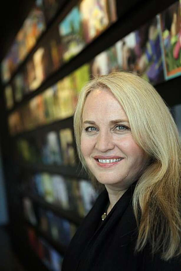 Darla Anderson, a producer at Pixar Animation Studios in Emeryville, Calif., on Tuesday, June 1, 2010. Photo: Carlos Avila Gonzalez, The Chronicle