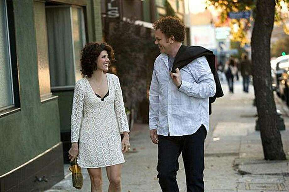 """Marisa Tomei and John C. Reilly in """"Cyrus."""" Photo: Fox Searchlight"""