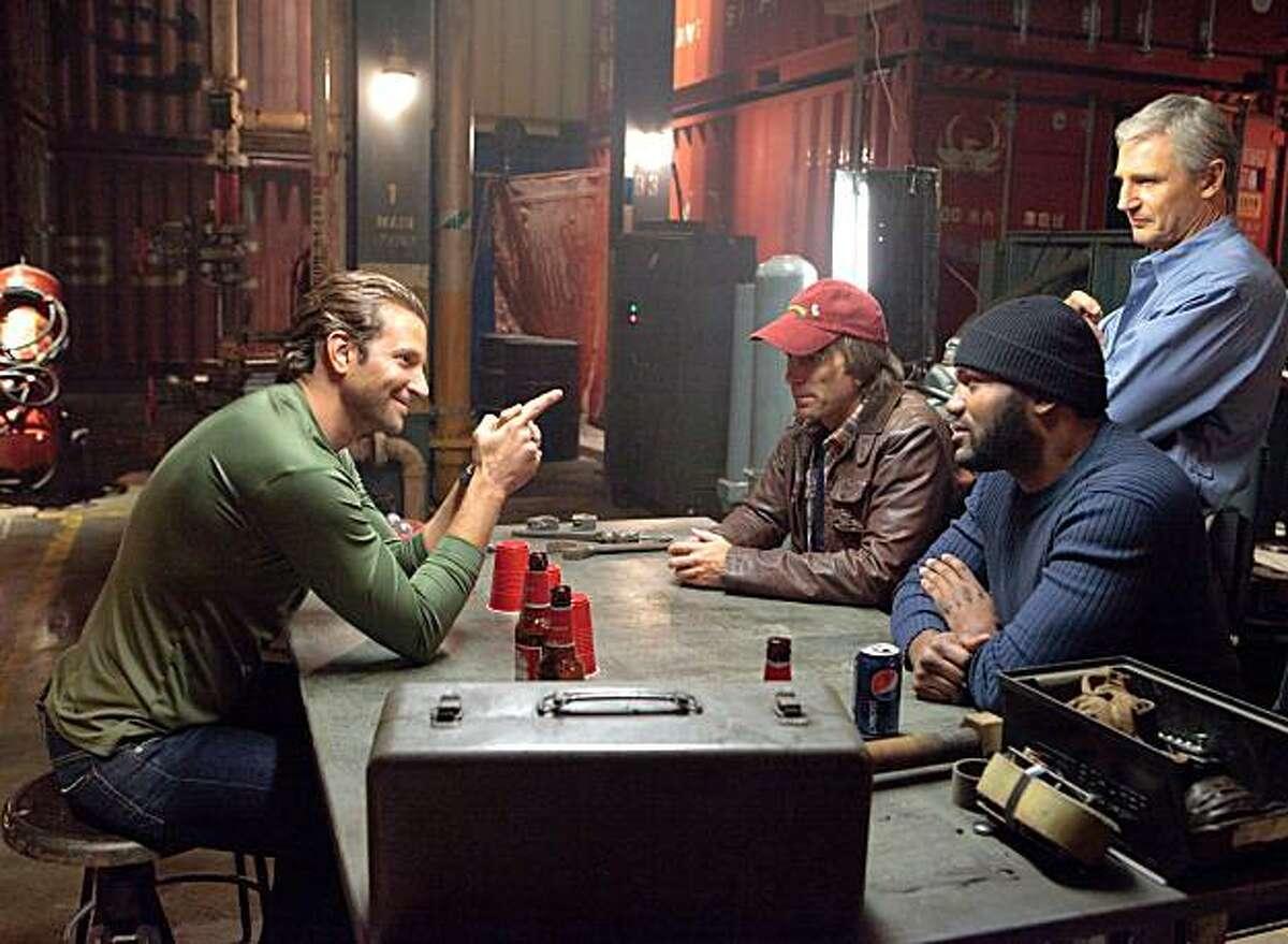 Bradley Cooper as Templeton