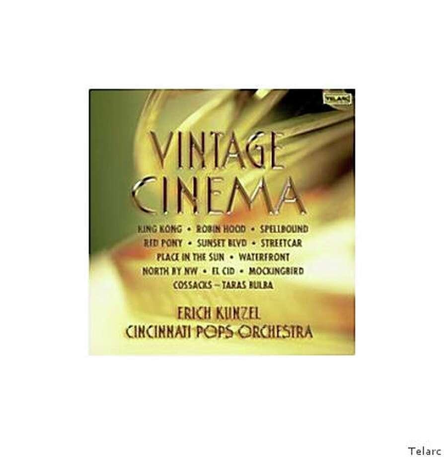 CD cover Photo: Telarc