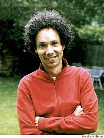 "Malcolm Gladwell, author of ""Outliers"" / Credit: Brooke Williams / FOR USE WITH BOOK REVIEW ONLY Photo: Brooke Williams"