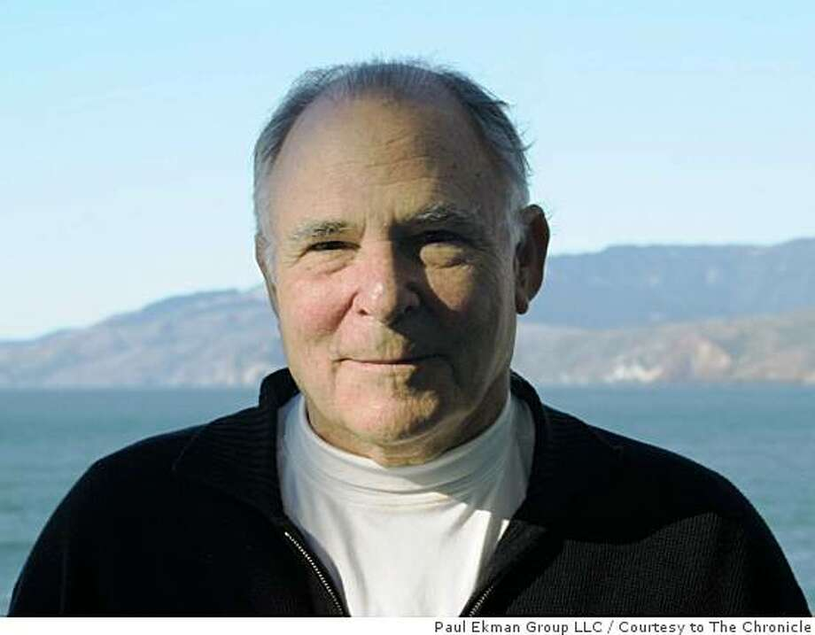 Undated handout image of Paul Ekman, famous psychologist and former UCSF professor.Paul Ekman Group LLC / Courtesy to the Chronicle Photo: Paul Ekman Group LLC, Courtesy To The Chronicle