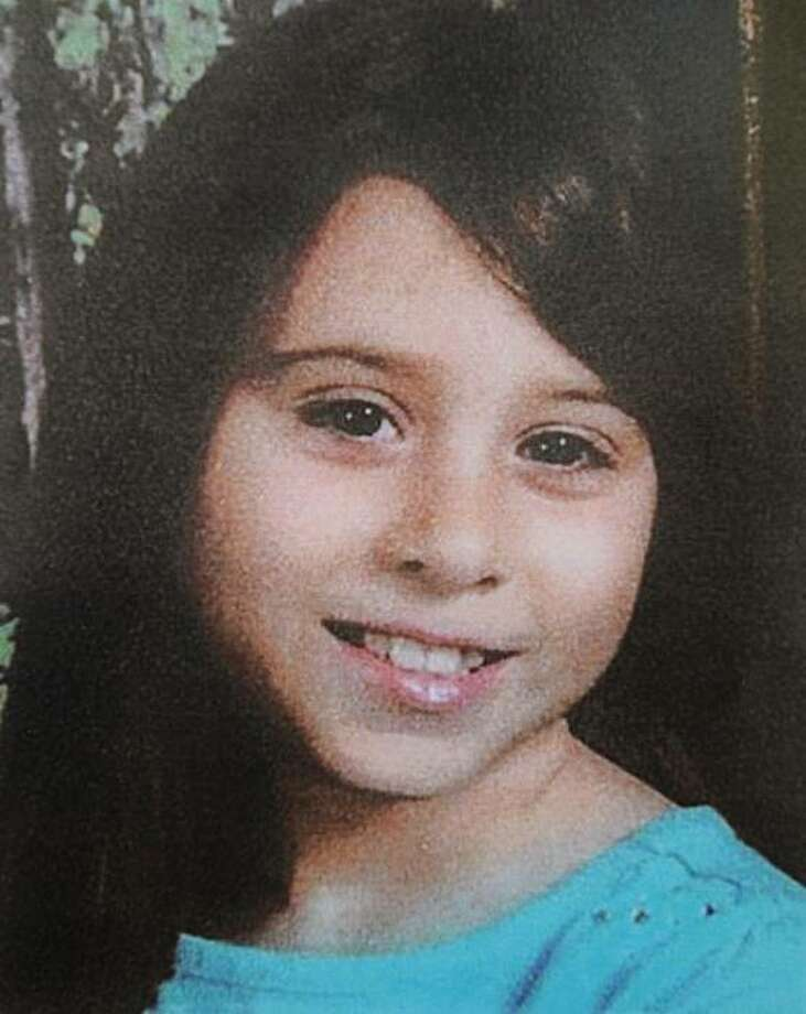 FILE - This is an undated picture displayed on a missing poster shows 8-year old Sandra Cantu from Tracy, Calif. Melissa Huckaby, 29, a California Sunday school teacher accused of kidnapping, raping and killing Cantu, an 8-year-old playmate of her daughter, then stuffing her body in a suitcase, pleaded guilty Monday, May 10, 2010 to murder. Photo: Jose Carlos Fajardo, AP