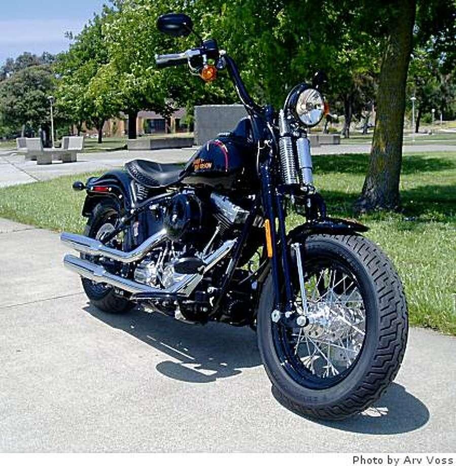 2008 Harley-Davidson FLSTSB Softail Cross Bones Photo: Photo By Arv Voss