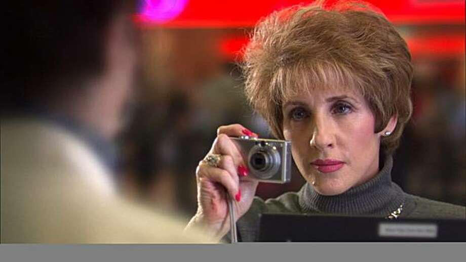 """Bettina Devin in a scene from """"The Full Picture."""" Photo: One Big Head Films"""