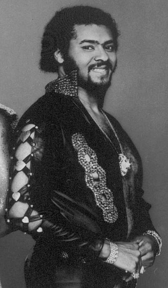 This picture provided by Magic Sound Productions on November 1984 shows Marvin Isley of the group Isley-Jasper-Isley. Marvin Isley, the bass player who helped give R&B powerhouse the Isley Brothers their distinctive sound, died at a Chicago hospital on Sunday, June 6, 2010, according to a hospital spokesperson. He was 56. Photo: Magic Sound Productions, AP