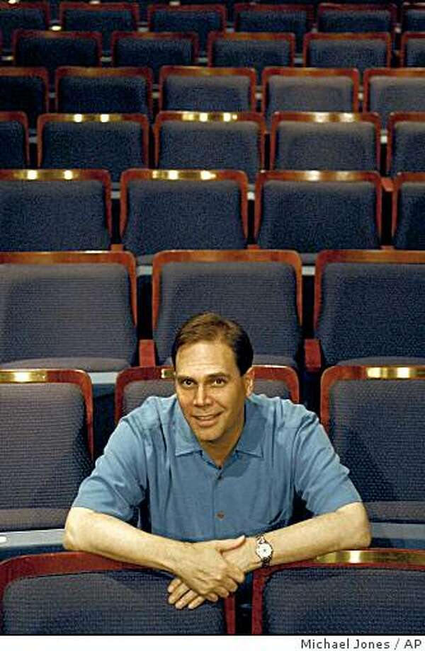 Scott Eckern, the artistic director of California Musical Theatre, is seen in a June 2008 photo in Sacramento, Calif. Eckern, the artistic director at California's largest nonprofit musical theater company resigned Wednesday amid protests over his donation to a campaign to ban gay marriage in the state. (AP Photo/The Sacramento Bee, Michael Jones)**MAGS OUT, TV OUT, NO SALES, MANDATORY CREDIT** Photo: Michael Jones, AP