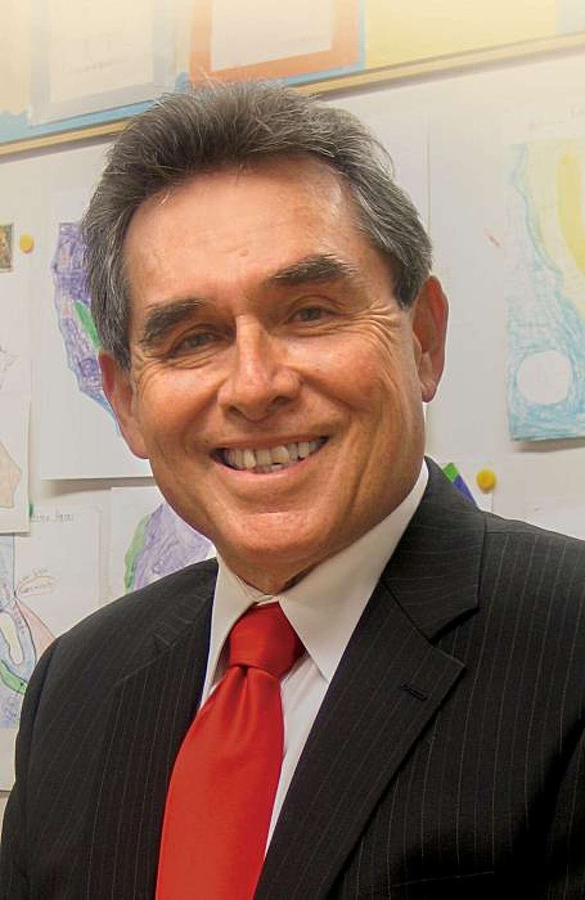 Larry Aceves, candidate for superintendent of public instruction