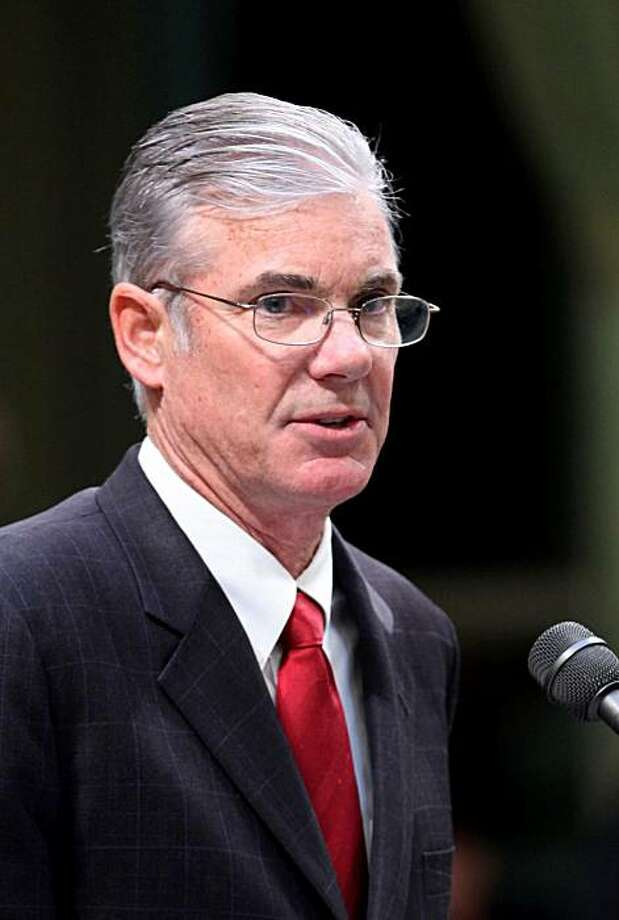 FILE - This May 5, 2010 picture shows Assemblyman Tom Torlakson, D-Antioch, who is running for the Superintendent of Public Instruction in the 2010 elections, at the Capitol in Sacramento, Calif. Photo: Rich Pedroncelli, AP