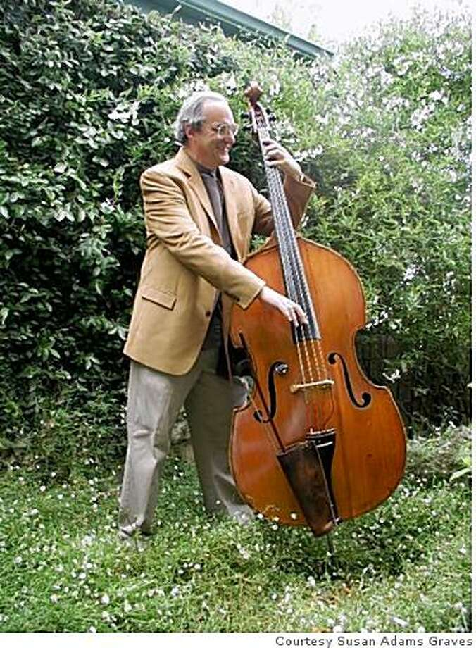 Bassist Mel Graves Photo: Courtesy Susan Adams Graves