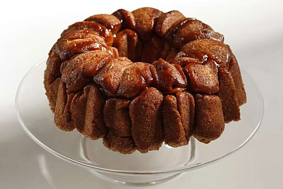 Monkey Bread in San Francisco, Calif., on June 9, 2010.Monkey Bread in San Francisco, Calif., on June 9, 2010.Monkey Bread in San Francisco, Calif., on June 9, 2010. Food styled by Britt Billmaier. Photo: Craig Lee, Special To The Chronicle