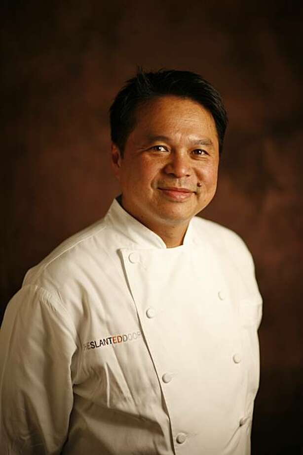 Charles Phan, chef at the Slanted Door in San Francisco, Calif. on June 19, 2008.  Photo by Craig Lee / The Chronicle Photo: Craig Lee, The Chronicle