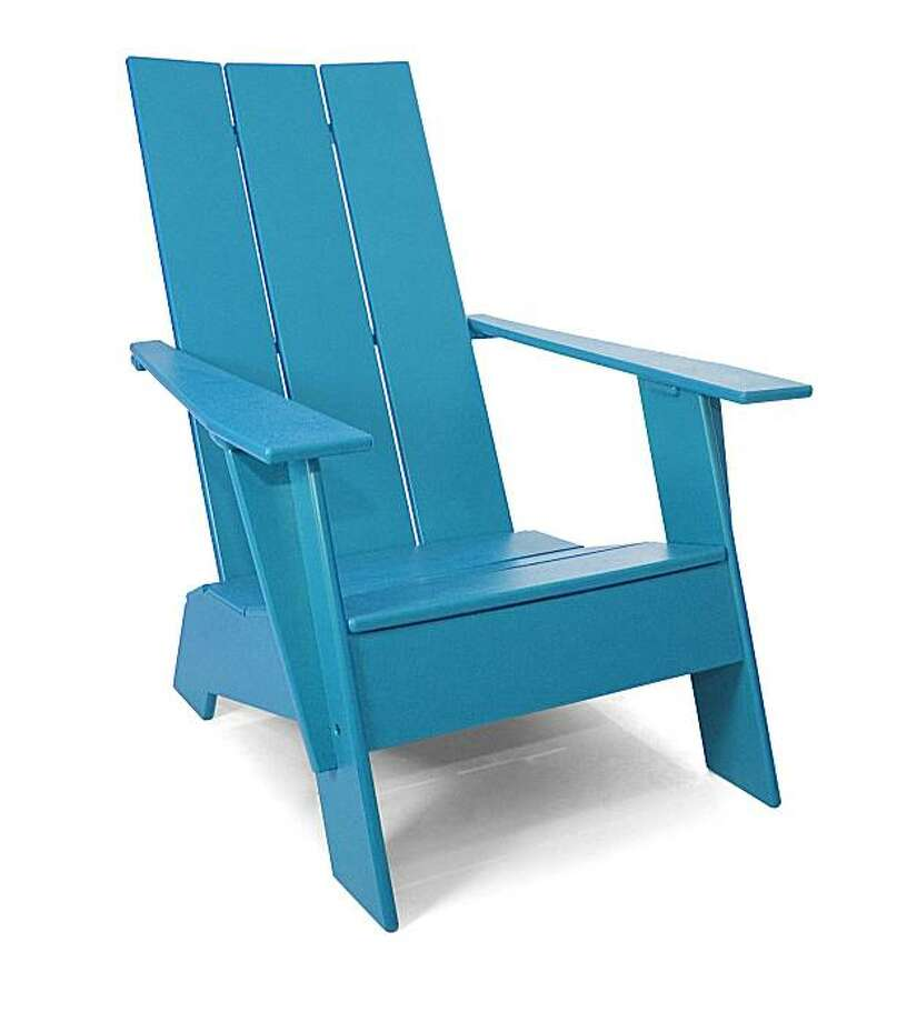 Adirondack chair from Design Within Reach Photo: Design Within Reach